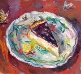 Kuchen mit Schmetterlingen, 2018